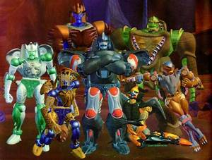 TRANSFORMERS MATRIX WALLPAPERS: Beast Wars varios 3D