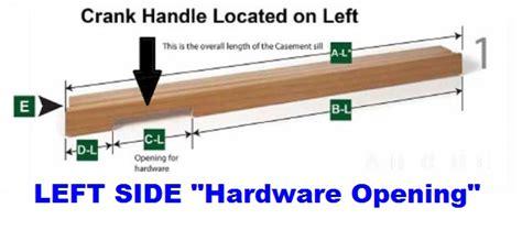 casement sill stop cover part biltbest casement window wood operator covering biltbest