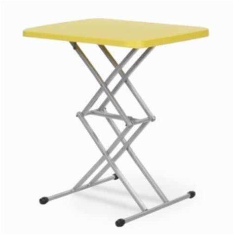 folding table lz 1515 height adjustable outdoor folding