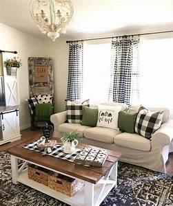 70, Cozy, Neutral, Living, Room, Ideas, 11