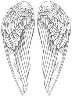 Angel Wings   Diy angel wings, Angel wings, Diy angels