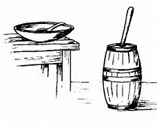 butter-churn-clipart-when-you-put-butter-on-your-87GDNn-clipart bmp  Butter Clipart Black And White