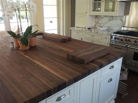 black walnut butcher block countertop custom millwork portfolio kodama 7911
