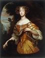 Catherine Elizabeth countess of Auersperg, born noblewoman ...