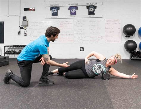 Recovery with Foam Rolling Your Upper Back Lats - Bent On ...