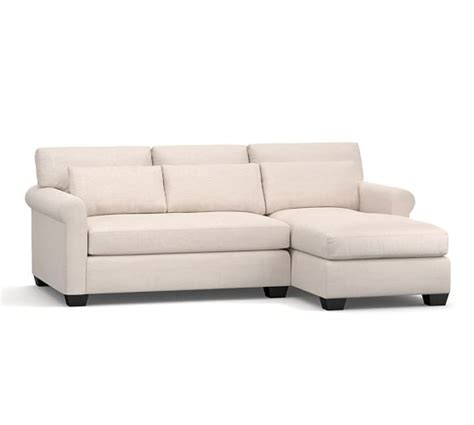 chaise york york roll arm seat upholstered chaise sofa sectional