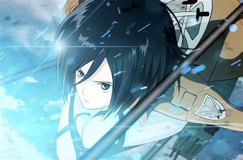 mikasa ackerman wallpapers images  pictures backgrounds