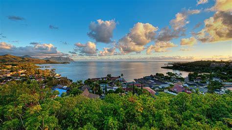 kaneohe bay hawaii island travel landscape photography