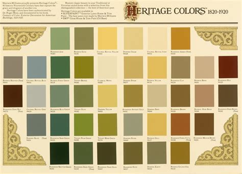 historic paint color schemes historic home paint colors home painting ideas