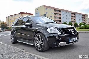 Mercedes Ml W164 Zubehör : mercedes benz ml 63 amg w164 2009 16 june 2014 autogespot ~ Jslefanu.com Haus und Dekorationen
