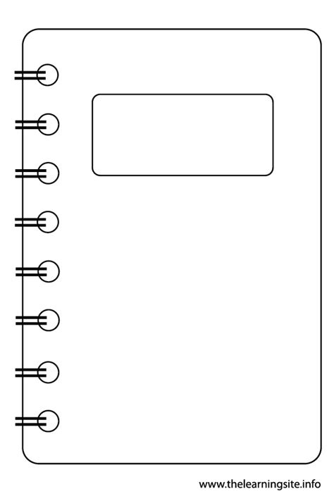 pin coloring page notebook img   pinterest