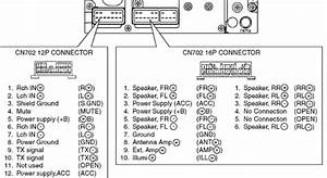 Toyota Corolla Spacio 55838 Head Unit Pinout Diagram   Pinoutguide Com