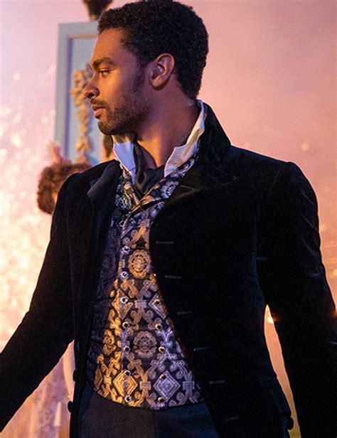 Bridgerton Regé-Jean Page Tailcoat   Hollywood Jackets