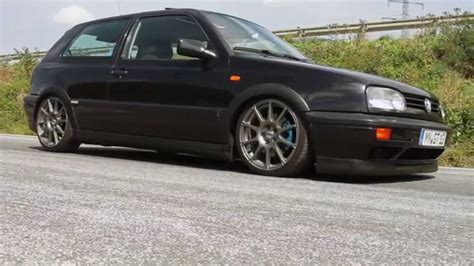 Mk3 Gti Ground Area Low Vw Volkswagen Motorsport Golf 3