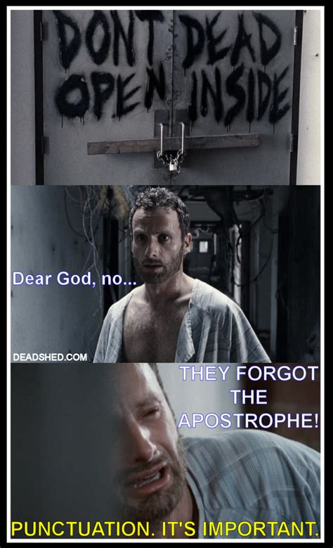 Walking Dead Rick Meme - funny walking dead season 3 page 10
