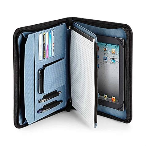 Conférencier avec compartiment spécial tablette