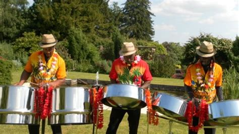 manchester steel drums band  hire sunny steel band
