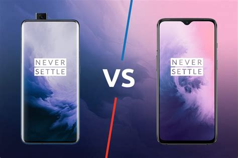 Plus, the smartphone brand has. OnePlus 7 Pro vs OnePlus 7: 6 big differences you should ...