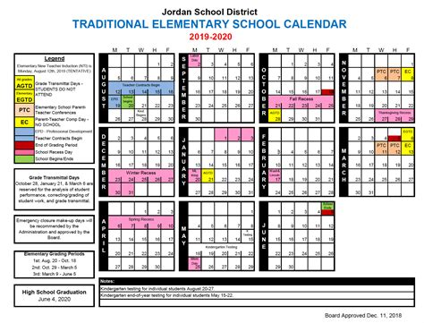 district calendar   riverton elementary
