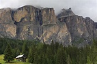 File:Dolomites mountains of northern Italy, Sella group ...