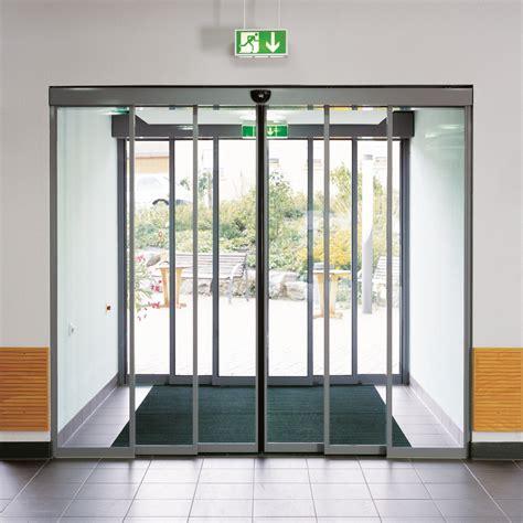 dorma tst flex automatic telescopic sliding door system