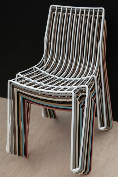 wire furniture accents shape spaces  unexpected ways