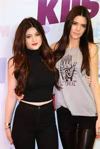 Kendall and Kylie Jenner Now
