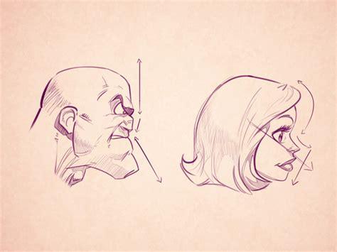 cartoon fundamentals   draw  female form