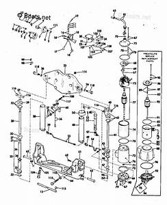 Evinrude Outboard Parts By Hp 135hp Oem Parts Diagram For