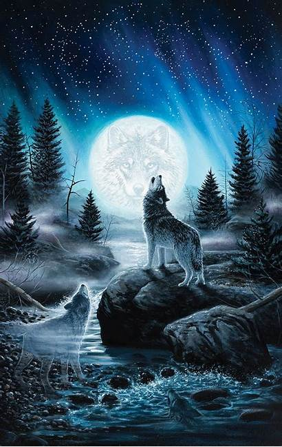 Wolf Iphone Wallpapers Howling Backgrounds Wallpaperaccess