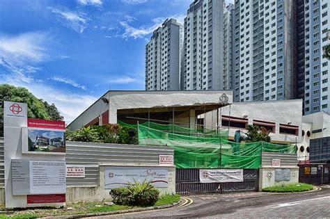 Buildings in telok blangah estate. Telok Blangah Community Club     INDesign Marketing Services