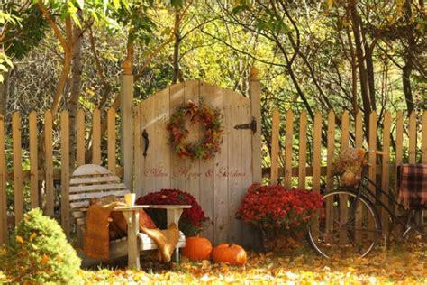 Garten Auch Im Herbst by Dekorieren Im Herbst 45 Herbstliche Ideen F 252 R Drau 223 En