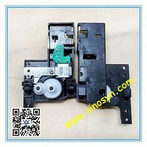 Hp 1132   1136 Scanner Head Bracket   Scanner Motor Assy