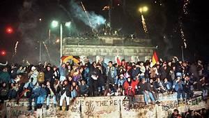 25 jahre mauerfall deutschland feiert die friedliche for Mauerfall berlin datum