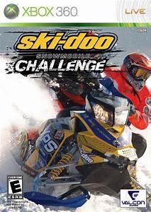 Ski Doo Snowmobile Challenge Xbox 360 Game