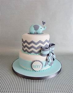 Baby Supplies Checklist Baby Blue Elephant Cake Perfect For A Baby Shower Or 1st