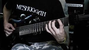 Seymour Duncan Nazgul - 8str  Meshuggah Test