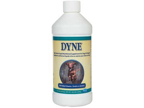 dyne high calorie liquid dietary supplement trophy animal