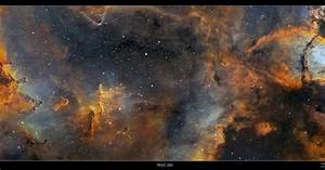 Astro Anarchy: A dramatic panorama of IC 1805, the Heart ...