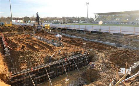 mont de marsan une nouvelle tribune au stade boniface sud ouest fr