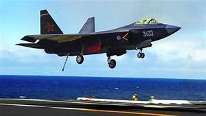 J31 Falcon Chinese stealth aircraft - YouTube