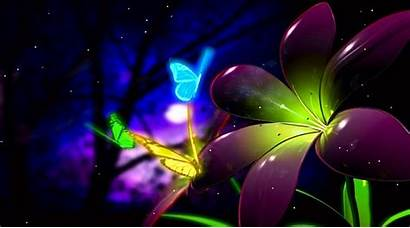 Butterfly Animated Fantastic Moving Butterflies Backgrounds Animation