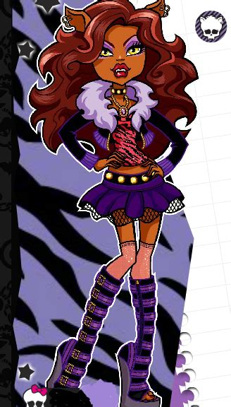 clawdeen wolf wiki monster high