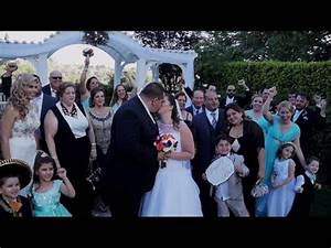 san dimas canyon golf course wedding trailer affordable With inexpensive wedding videography