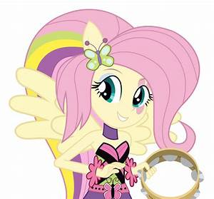 Fluttershy - Equestria Girl 2 Rainbow Rocks by negasun on ...