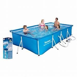 Bestway Splash Frame Pool Instructions