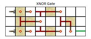 Tutorials Basic Logic Gates Official Minecraft Wiki