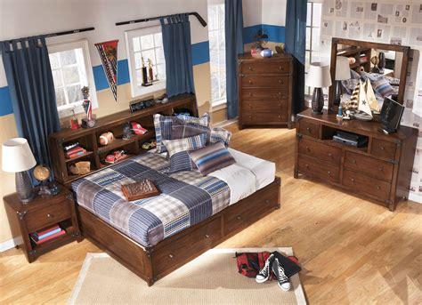 delburne full bookcase bed delburne full bookcase storage bed from ashley b362 85 51