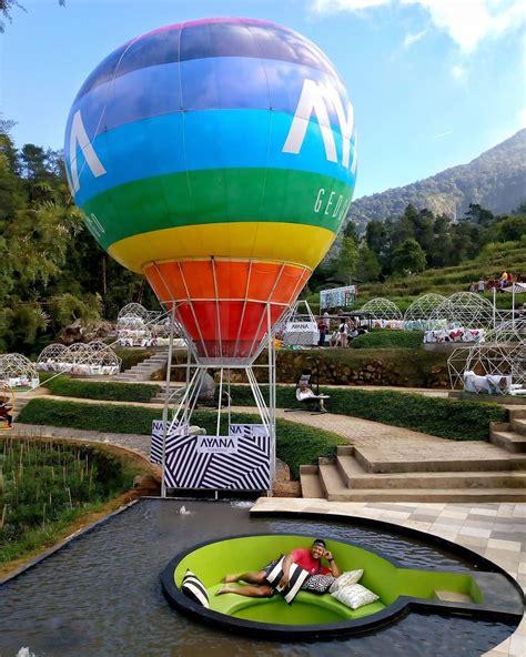 ayana gedong songo wisata instagramable terbaru