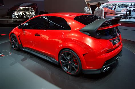 Honda Civic Type R Picture by Honda Civic Type R Concept R Theme Song